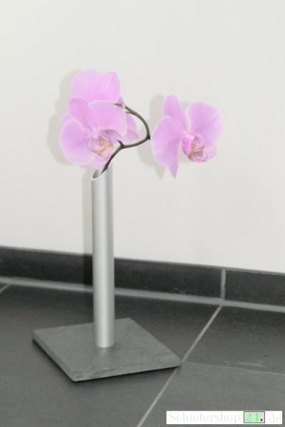 Schiefer Deko-Vase, Solo
