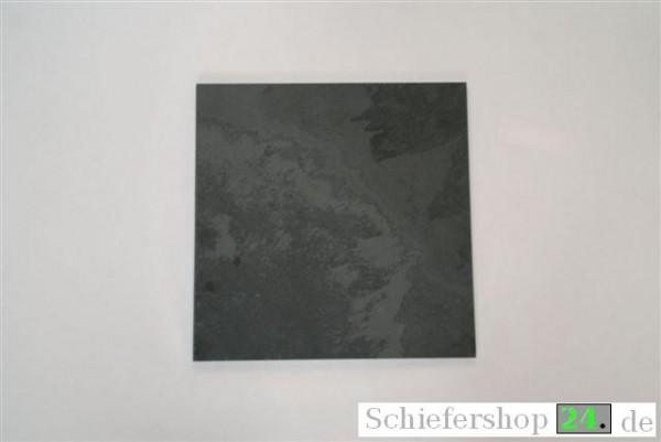 Schieferplatte 50 x 50 cm, Quadrat