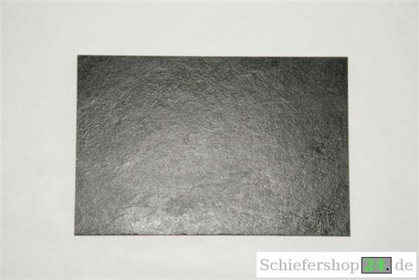 Schieferplatte 25 x 50 cm